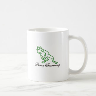 白馬の王子様 コーヒーマグカップ
