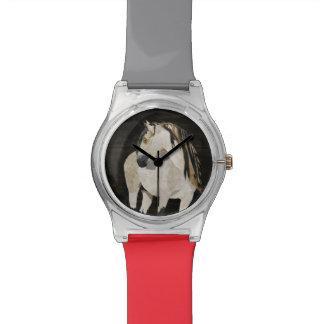 白馬の腕時計 腕時計