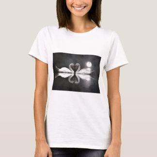 白鳥のロマンス Tシャツ