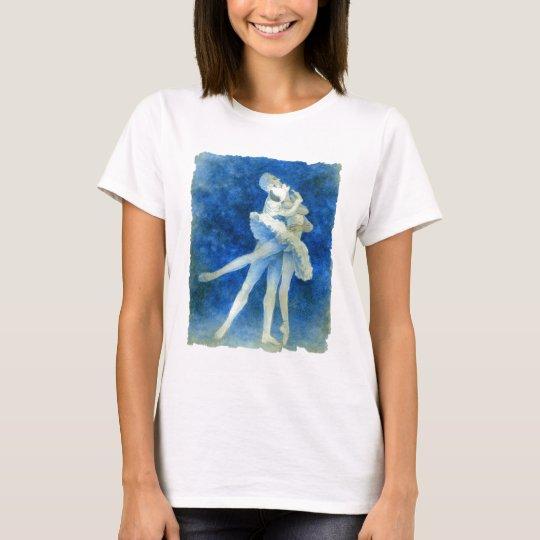 白鳥の湖 ベビードール Tシャツ