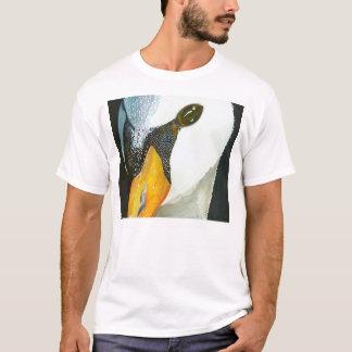 白鳥の目 Tシャツ