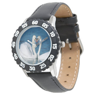 白鳥の腕時計 腕時計