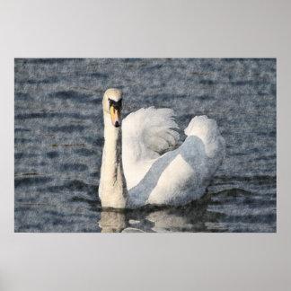 白鳥ポスター ポスター