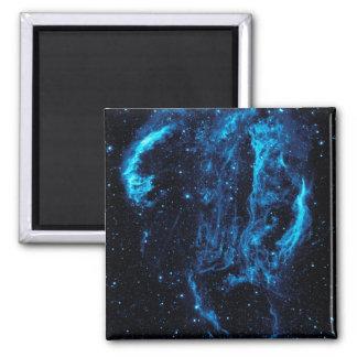 白鳥座のループ星雲の穀物の紫外イメージ マグネット