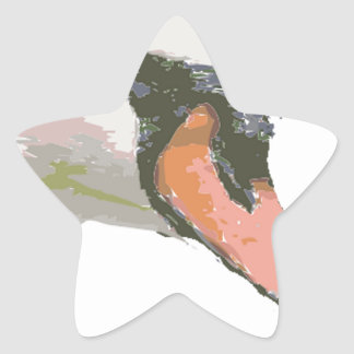 白鳥II 星シール