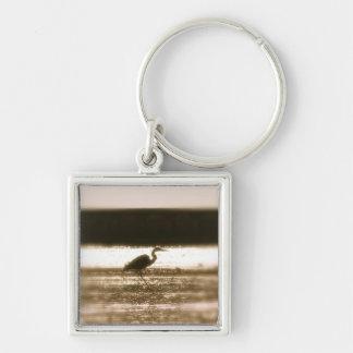 白鷺 キーホルダー