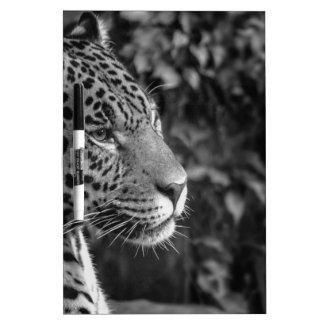 白黒のジャガー ホワイトボード