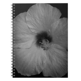 白黒のハワイの夢 ノートブック