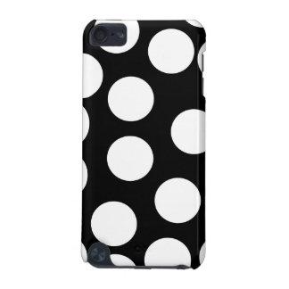 白黒の大きい点。 iPod TOUCH 5G ケース