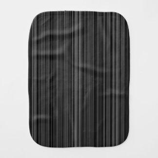 白黒の銀製灰色のレトロのストライプなバープクロス バープクロス