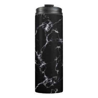 白黒エレガントな大理石style4 - タンブラー