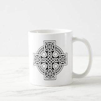 白黒ケルト人4の方法 コーヒーマグカップ