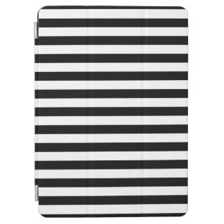 白黒ストライプなパターン iPad AIR カバー