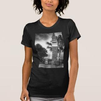白黒タワー Tシャツ