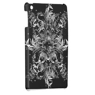 白黒ダイヤモンドおよび星 iPad MINI カバー