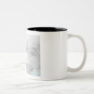 白黒トンボ ツートーンマグカップ