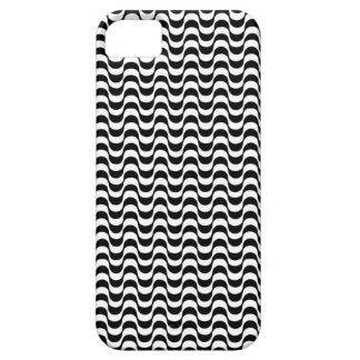 白黒パターン、copacabana iPhone SE/5/5s ケース