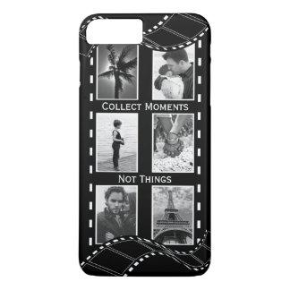 白黒フィルム巻き枠 iPhone 8 PLUS/7 PLUSケース