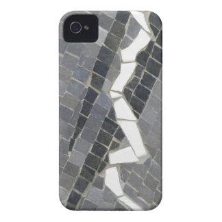 白黒モザイク Case-Mate iPhone 4 ケース