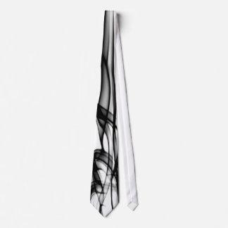 白黒モダンおよびユニークなタイ ネクタイ