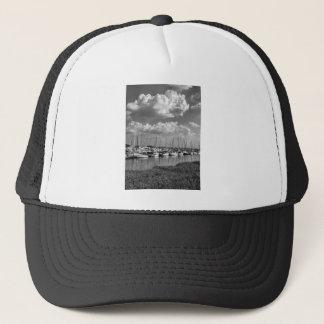 白黒モーニングスターのマリーナおよび牧草地 キャップ