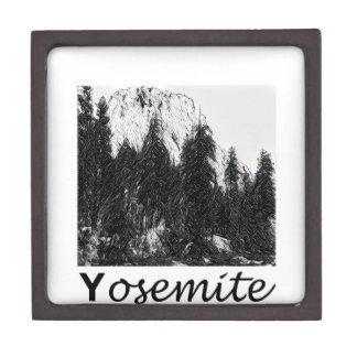 白黒ヨセミテ第1 ギフトボックス