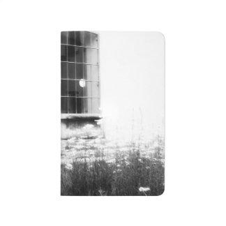 白黒写真撮影、自然、静物画 ポケットジャーナル