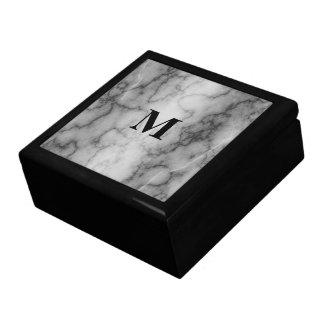 白黒大理石 ギフトボックス