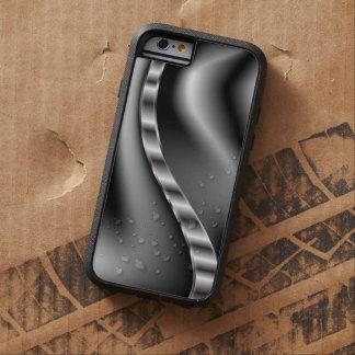 白黒幼虫 TOUGH XTREME iPhone 6 ケース