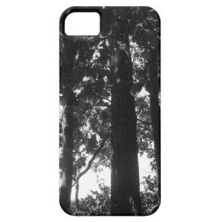 白黒森林 iPhone SE/5/5s ケース