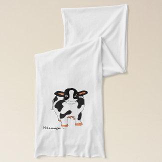 白黒牛スカーフ スカーフ