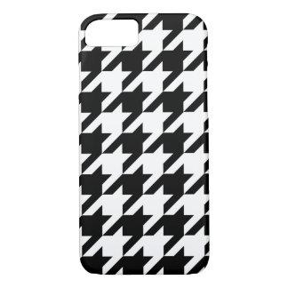 白黒猟犬歯のiPhone 7の箱 iPhone 8/7ケース