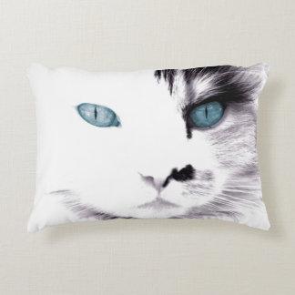 白黒猫 アクセントクッション
