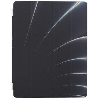 白黒王室のなフラクタル iPadスマートカバー