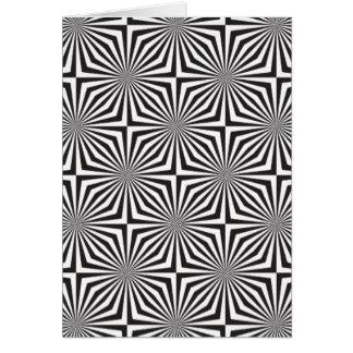 白黒目の錯覚 カード