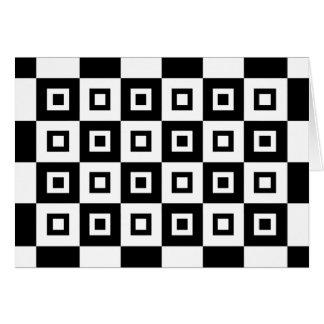白黒眩暈 カード