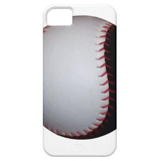 白黒野球/ソフトボール iPhone SE/5/5s ケース