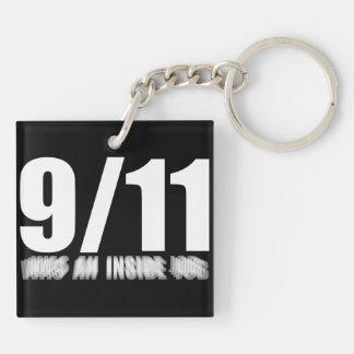 白黒911 キーホルダー