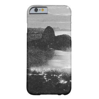 白黒-リオ-ブラジル BARELY THERE iPhone 6 ケース
