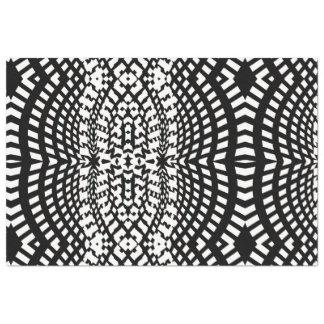 白黒 薄葉紙