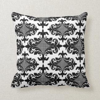 白黒Bohoの上品の装飾用クッション クッション