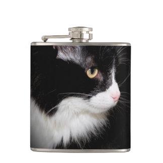 白黒CATのフラスコ フラスク