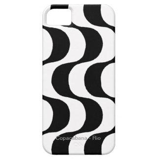 白黒copacabana、RJ iPhone SE/5/5s ケース