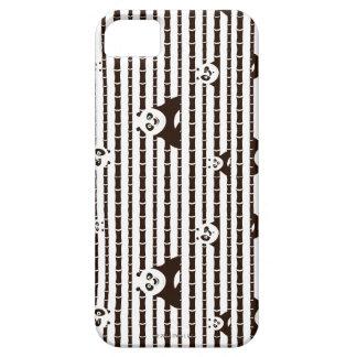 白黒Poパターン iPhone SE/5/5s ケース