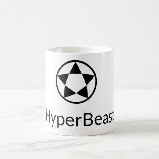 白11のozのマグw/Logo コーヒーマグカップ