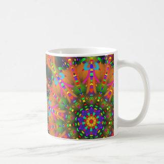 """白11""""コーヒーのマグ- Carpeのdiem! コーヒーマグカップ"""