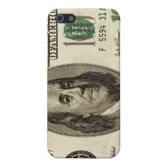 百のドル札のiphone 4ケース iPhone 5 cover