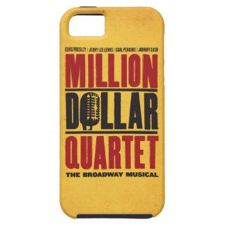 百万のドルの四つ組のロゴ iPhone SE/5/5s ケース