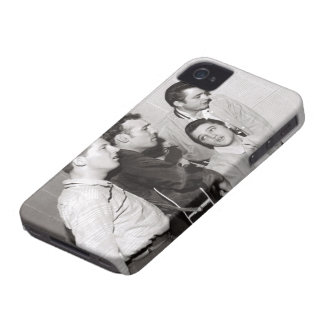 百万のドルの四つ組の写真 Case-Mate iPhone 4 ケース