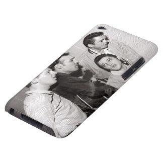 百万のドルの四つ組の写真 Case-Mate iPod TOUCH ケース